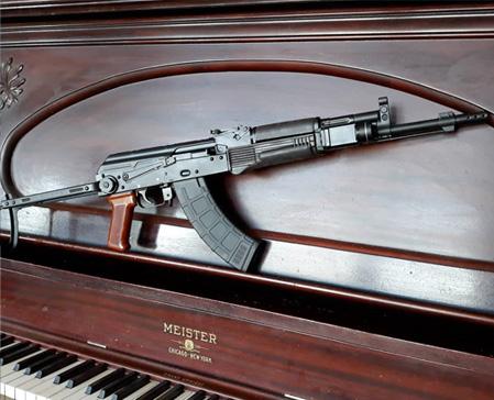 Custom AK Gunsmith Build Services - AK Kalashnikov AK-47