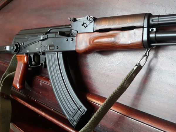 Custom built Polish Kbk AKMS Underfolder AK for sale